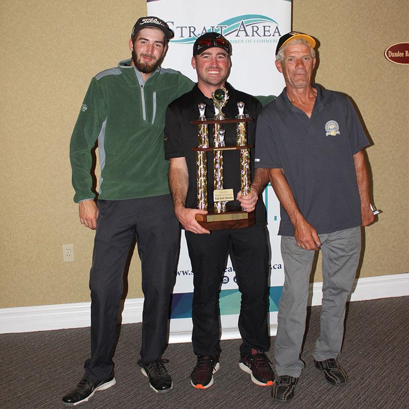 T-Mac Electric 1st Place Fall Golf Classic Tournament