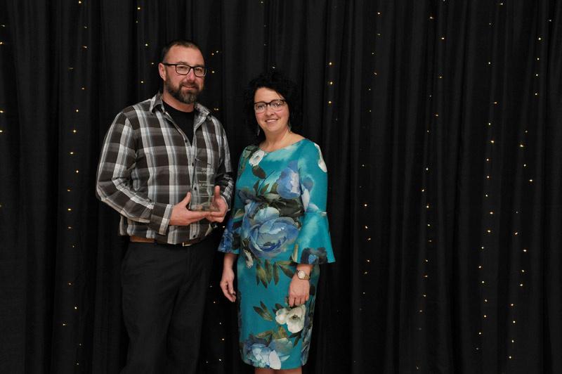 Safety Champion Award - Budd Williams, Town of Port Hawkesbury