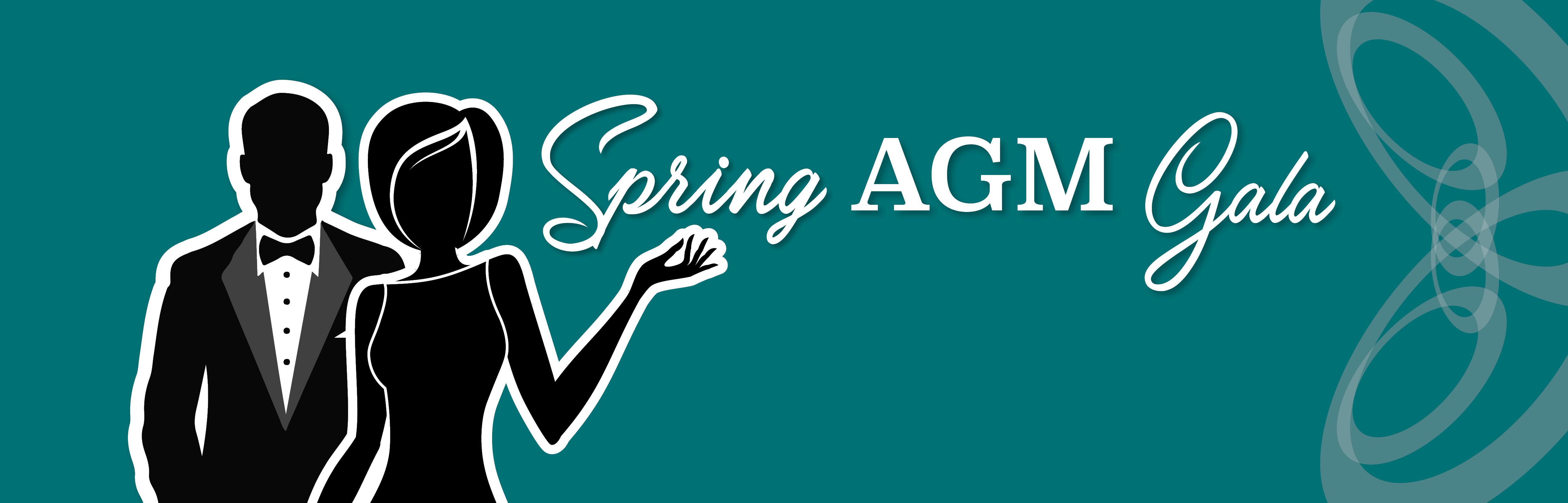 Spring AGM Gala