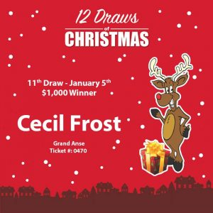 Cecil Frost