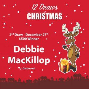 Debbie MacKillop