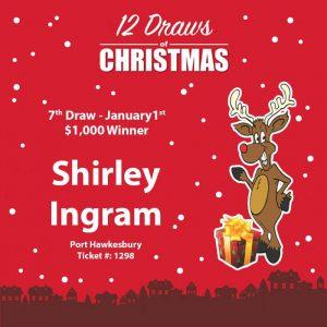 Shirley Ingram
