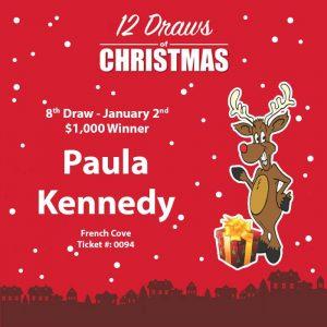 Paula Kennedy