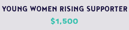 Young Women Rising Supporter